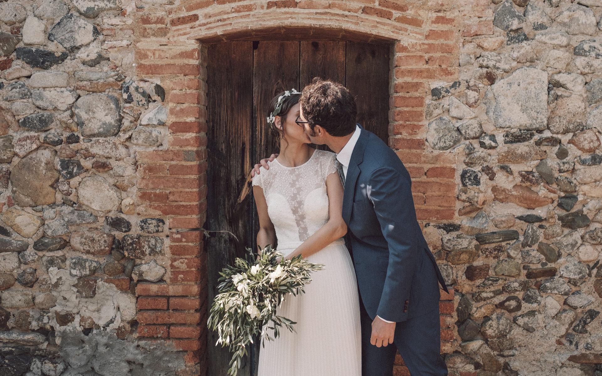 Fotógrafo de bodas Barcelona, fotografía de bodas en Girona, Tarragona, Lleida. Fotografía de boda íntima. Wedding photographer