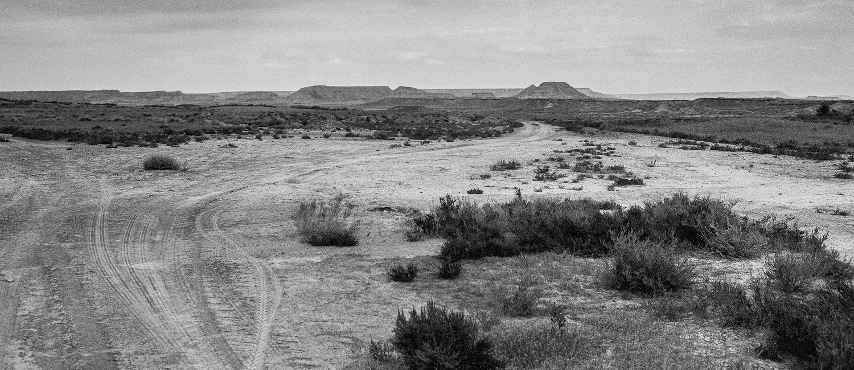 desierto de las bardenas reales de navarra